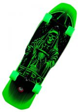 Скейтборд ZERO Cole Angel of Death Longboard 9.75